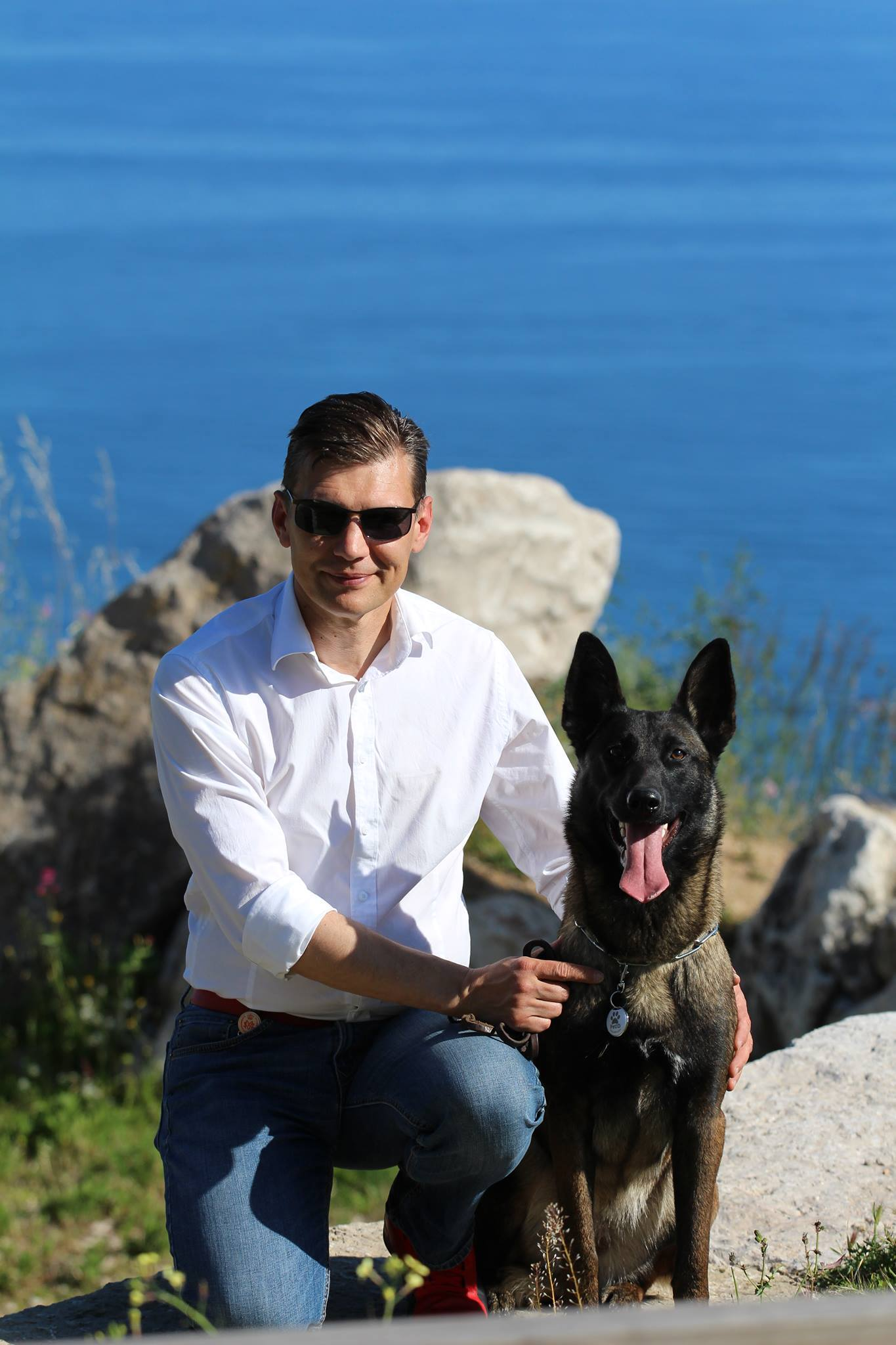 Malinois Story - As Long As You Have Not Finished Trying You Are On Your Way To Success