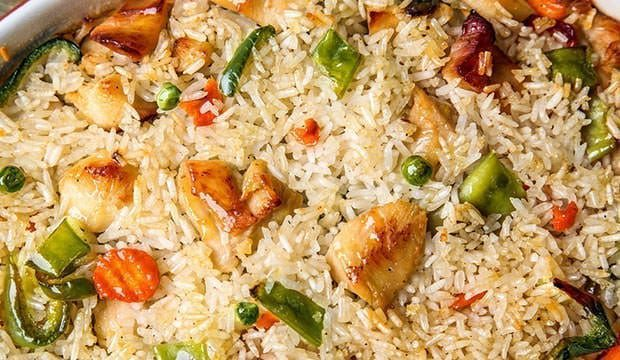 Weekly Recipe For Dogs: Quick And Easy Rice Dish