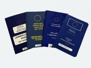 EURO Pet Passport