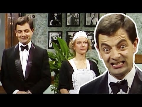Bean HEADBUTTS The Queen! ? | Funny Clips | Mr Bean Official petworldglobal.com