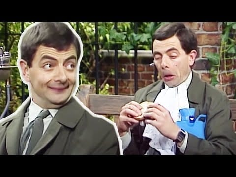 SANDWICH In The Park ? | Funny Clips | Mr Bean Official