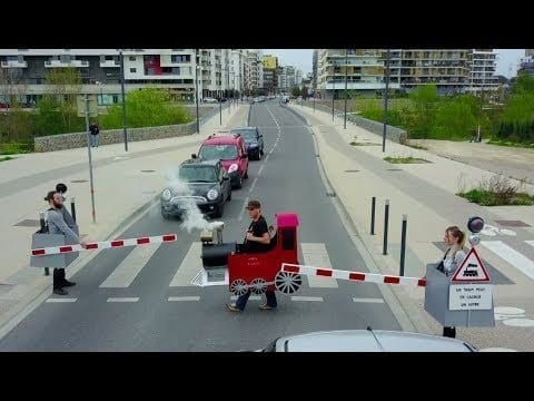 TRAIN (REMI GAILLARD) petworldglobal.com