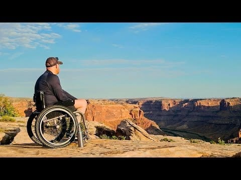 Can you make a wildlife series from a wheelchair? | BBC Earth petworldglobal.com