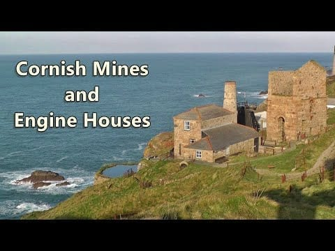 Cornish Engine Houses and Mining History - FULL DOCUMENTARY with Timestamps in Description Below ⬇️ petworldglobal.com