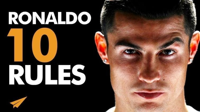 Cristiano Ronaldo TOP 10 Rules - Motivational Video petworldglobal.com