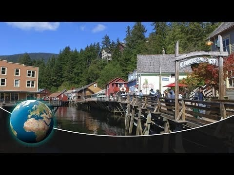 Gold rush, sea cucumbers and bears - The spirit of Alaska petworldglobal.com