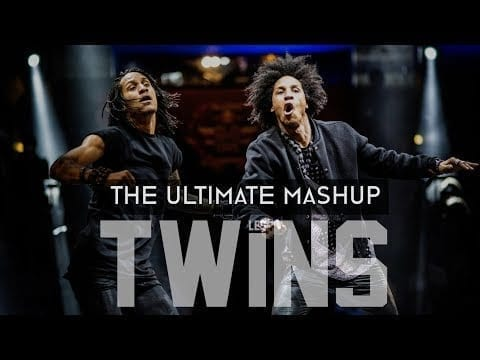 Les Twins - The Ultimate Mashup - Zapatou petworldglobal.com