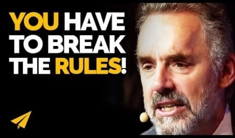 STOP Letting Yourself OFF the HOOK!   Jordan Peterson   Top 10 Rules petworldglobal.com