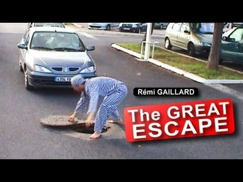 HILARIOUS: THE GREAT ESCAPE (REMI GAILLARD) petworldglobal.com