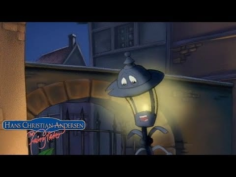 The old street lamp - HCA The fairytaler petworldglobal.com