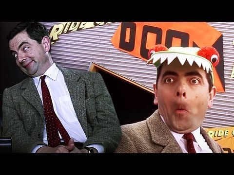 The Ride of DOOM! ? | Bean Movie | Funny Clips | Mr Bean Official petworldglobal.com