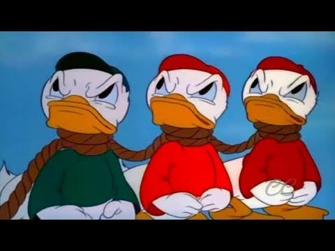 Truant Officer Donald || Donald Duck Funny Cartoon Collection petworldglobal.com