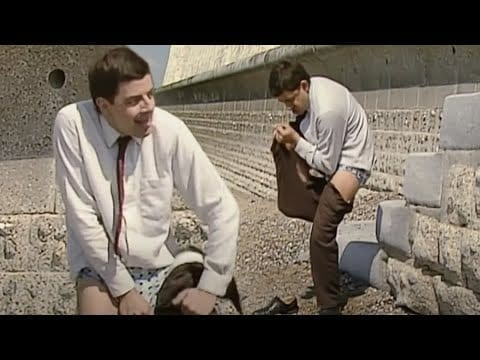 Changing Into TRUNKS | Mr Bean Full Episodes | Mr Bean Official petworldglobal.com