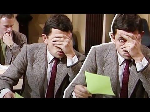 Exam FIASCO | Funny Clips | Mr Bean Official petworldglobal.com