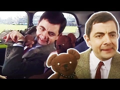 Scaring the SHEEP ? | Funny Clips | Mr Bean Official petworldglobal.com