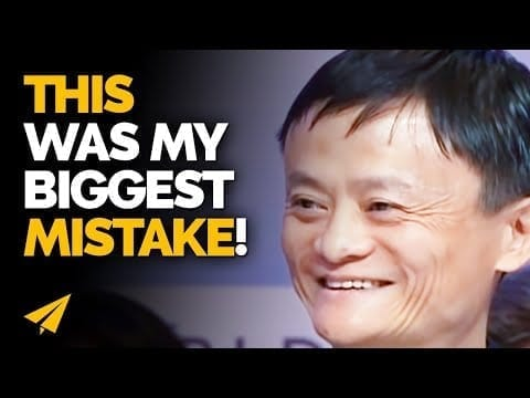 The BIGGEST MISTAKES from Alibaba Founder Jack Ma | #BelieveLife petworldglobal.com
