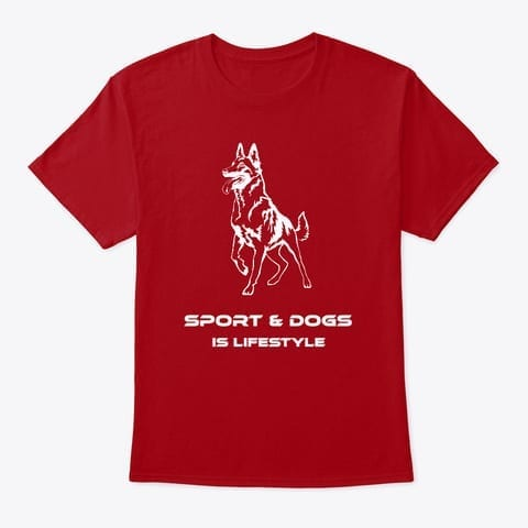 Classic Tee Sport & Dogs is Lifestyle