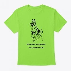 Sport & Dogs is Lifestyle Classic Tee